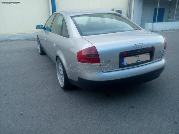 Audi A6 Turbo Quattro 1 8 00 5 000 Car Gr
