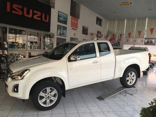 Isuzu D-Max 4x4 EXTENDED 1.9c.c. ACTIVITY