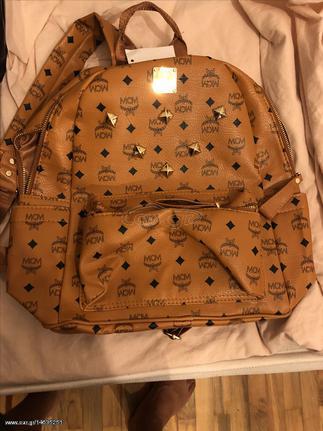 82a3a216a5 Mcm τσάντα πλάτης - € 120 EUR - Car.gr