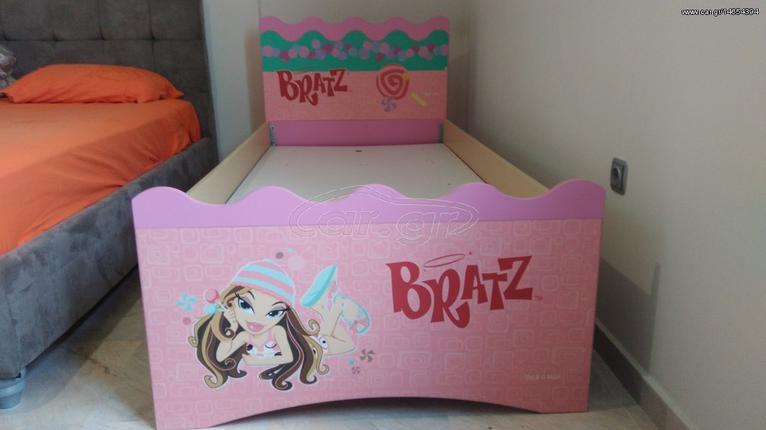 8f276011f09 Παιδικό κρεβάτι & κομοδίνο Bratz - € 150 EUR - Car.gr