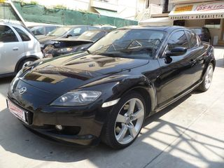 Mazda RX-8 CHALLENGE  192HP FULL EXTRA