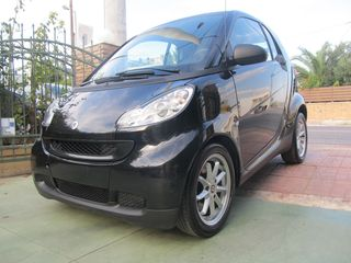 Smart ForTwo MHD ECO (START-STOP)-ALL BLACK