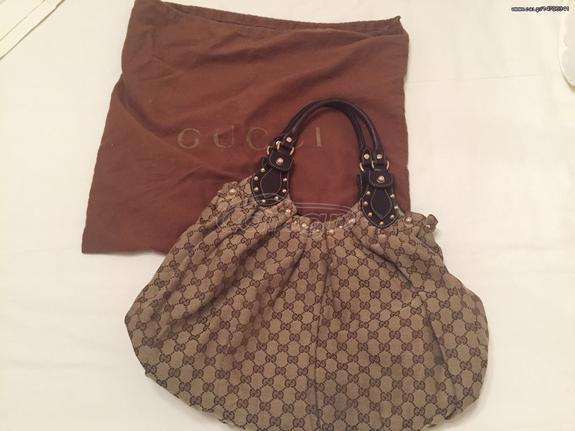 ΑΥΘΕΝΤΙΚΉ γυναικεία τσάντα GUCCI σε άψογη κατάσταση - € 600 EUR - Car.gr 7641c384e5b
