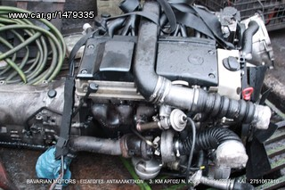 TURBODIESEL MERCEDES BAVARIAN MOTORS