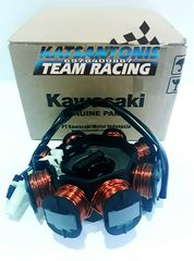 Πηνία γνήσια για Kawasaki ZX130..by katsantonis team racing