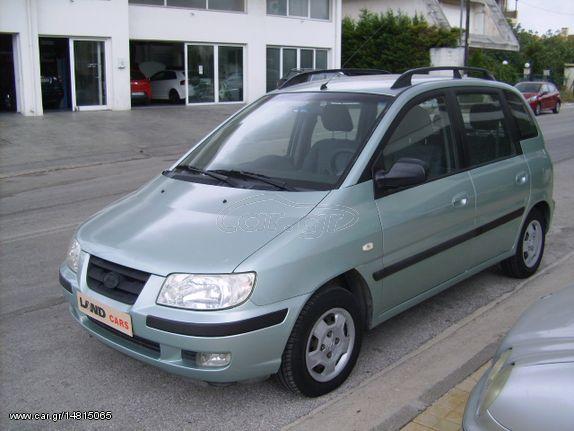 Hyundai Matrix 1600CC ΜΕ ΑΠΟΣΥΡΣΗ '04 - € 2 950 - Car gr