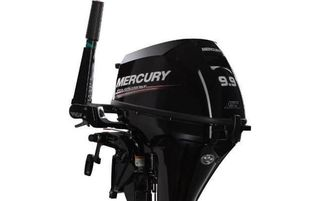 Mercury  9,9 ELH CT