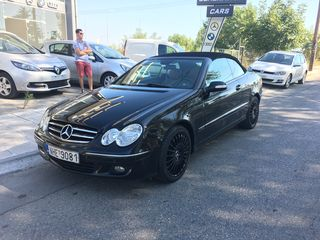 Mercedes-Benz CLK 200 AVANTGARDE*PDC*CRUISE*ΕΛΛΗΝΙΚΟ