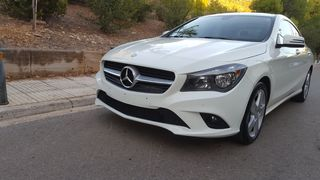 Mercedes-Benz CLA 200 CDI 136hp ΕΛΛΗΝΙΚΟ