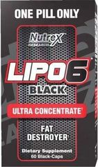 Lipo-6 Black Ultra Concentrate 60caps