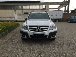 Mercedes-Benz GLK 220 GLK 220 4MATIC