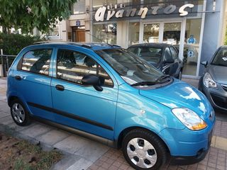 Chevrolet Matiz PLANET ECOLOGIC
