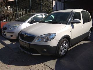 Skoda Roomster 1200tsi scout