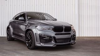 AERODYNAMIC KIT- WIDE BODY KIT ΓΙΑ BMW X6 (F16)!