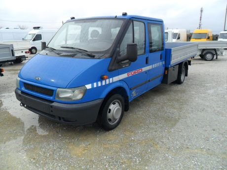 Ford  T350  '03 - 11.000 EUR