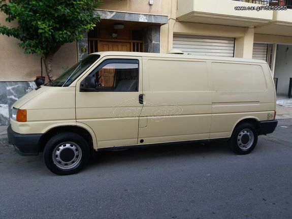 Volkswagen Transporter syncro '96 - € 4 100 - Car gr