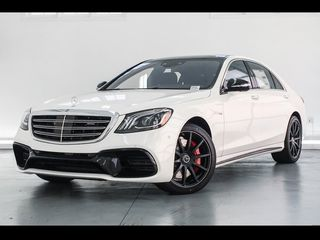 Mercedes-Benz S 63 AMG S63 AMG 612HP US VERSION