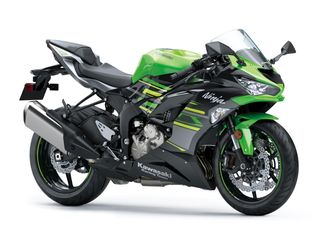 Kawasaki ZX-6R Ninja EU4 TRACTION Coming Soon.....