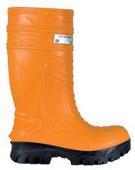 053755d9ce5 Cofra Thermic CI HRO CR AN M SRC Αδιάβροχη Πορτοκαλί Ισοθερμική Γαλότσα  Ψύχους Γόνατος Ασφαλείας S5