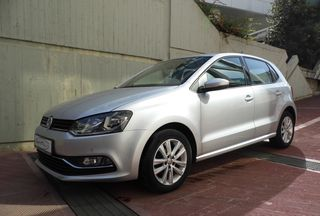 Volkswagen Polo EURO 6-BLUEMOTION-NAVI-CRUISE