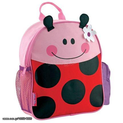 ecb6b75763c Παιδικό Σακίδιο Πλάτης Mini SideKick Ladybug - Stephen Joseph Παλιά Σχεδίαση