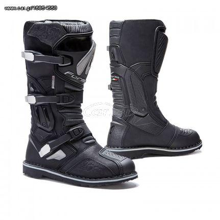 0e16fb6a258 Μπότες Forma Terra Evo δέρμα μαύρες - € 299 EUR - Car.gr