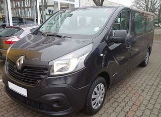 Renault Trafic Expression 1.6 cc  dCi120 WLTP