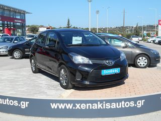Toyota Yaris LIVE PLUS ΠΕΤΡΕΛΑΙΟ