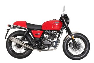 Brixton BX 125 Injection Cafe Racer