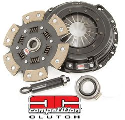 Competition Clutch δίσκο-πλατό Stage 4 για Chevrolet Corvett...