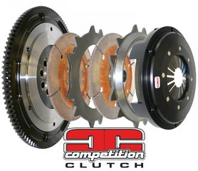 Competition Clutch δίδισκο-πλατό-βολάν για Chevrolet Corvett...
