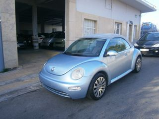 Volkswagen Beetle (New) 1600CC 105 HP