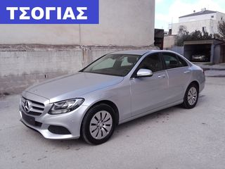 Mercedes-Benz C 180 BLUE EFFICIENCY ECO ΑΥΤΟΜΑΤΟ