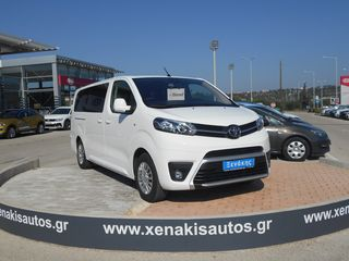 Toyota Proace VERSO ΠΕΤΡΕΛΑΙΟ