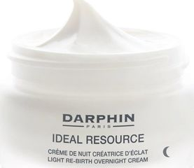 Darphin Ideal Resource Light Re-Birth Overnight Cream, Αντιγηραντική Κρέμα Νύχτας 50ml
