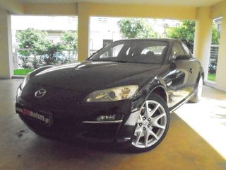 Mazda RX-8 FACE LIFT-205 HP