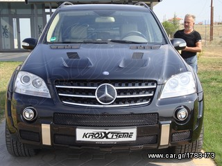 KIROS AERODYNAMIC KIT-WIDEBODY ΓΙΑ MERCEDES ML 63 AMG