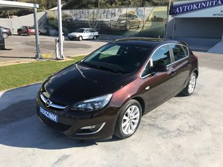 Opel Astra 1.4 TURBO 140HP FACE LIFT