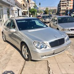 Mercedes-Benz C 200 AVANTGARDE AUTOMATIC