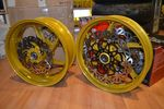 PVM 6-SPOKE WHEELS FOR GSX-1400
