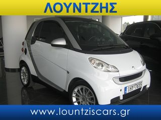 Smart ForTwo FOR TWO TURBO 84HP PULSE F1 BOOK SERVICE ΕΛΛΗΝΙΚΟ ΠΡΩΤΟ ΧΕΡΙ