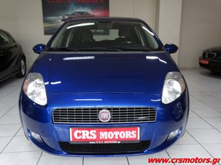 Fiat Grande Punto TURBO 120 PS CRS MOTORS