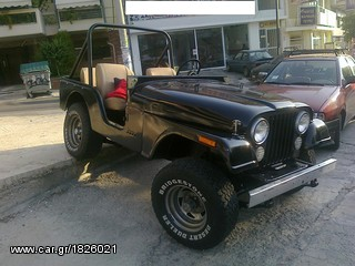 Jeep CJ CJ5 EUROTRAFFIC