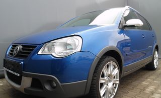 Volkswagen Polo CROSS!TDI!1422!ΓΡΑΜΜΑΤΙΑ!!!