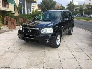 Mazda Tribute EXCLUSIVE