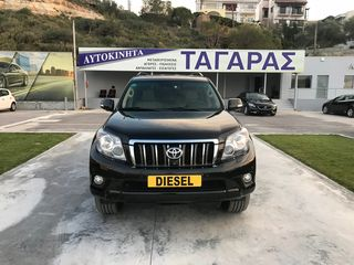 Toyota Land Cruiser NEW MODEL LUXURY SERIE 150 DIE