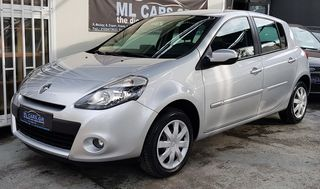 Renault Clio 1.2-ΝAVI+GAS RENAULT
