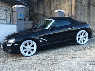 Chrysler Crossfire FULL EXTRA