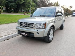 Land Rover Discovery 4 TDV6 SE