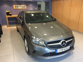 Mercedes-Benz A 180 URBAN-DIESEL-AUTOMATIC